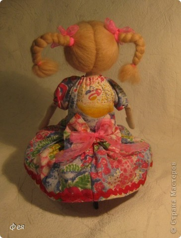 Вот такая блондинка Анфиса сегодня родилась:) фото 2