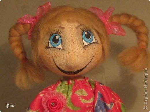 Вот такая блондинка Анфиса сегодня родилась:) фото 15