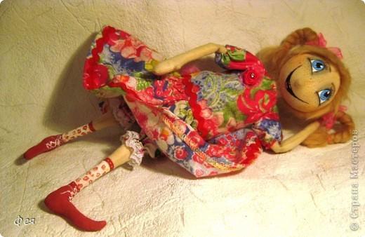 Вот такая блондинка Анфиса сегодня родилась:) фото 10