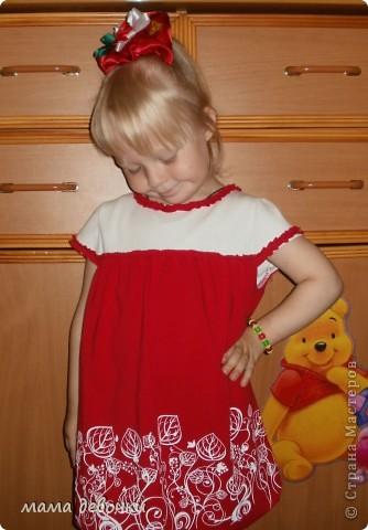 Вот такой бантик я сшила дочке на праздник (нас переводят в другую группу, и поэтому поводу родители устраивают новоселье) фото 4