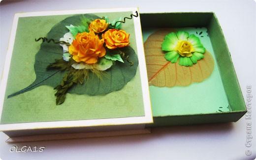 Коробочка, , шкатулочка, конвертик фото 3