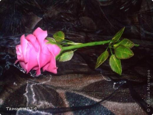 Продолжаю делать королеву цветов! фото 1