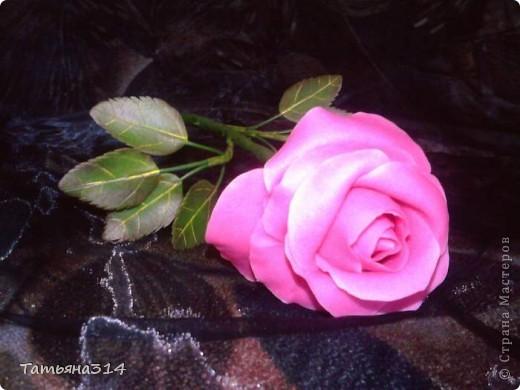 Продолжаю делать королеву цветов! фото 2