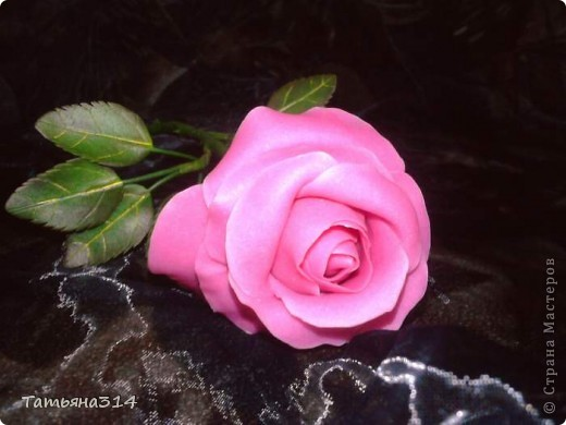 Продолжаю делать королеву цветов! фото 4