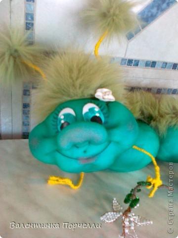 Моя гусеница! фото 2
