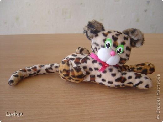Мои мягкие игрушки-зверушки (ВЫКРОЙКИ игрушек прилагаются) фото 4