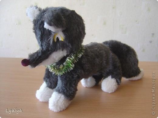 Мои мягкие игрушки-зверушки (ВЫКРОЙКИ игрушек прилагаются) фото 6