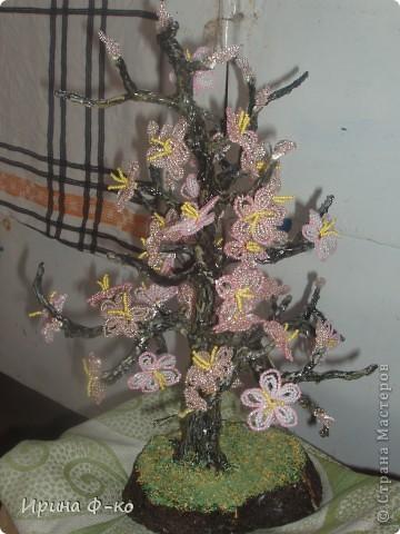 вот такие два дерева, практически  близнеца, у меня получились. фото 4