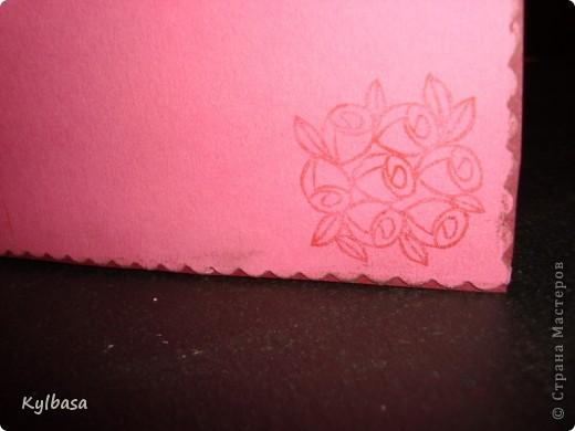 Вот такой розовый букетик сделан на заказ. Заказчица еще не видела - первым жителям Страны хвалюсь :) фото 5