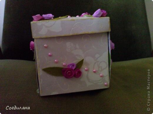 Сладкие цветочки в коробочке)) фото 2