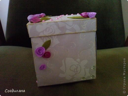 Сладкие цветочки в коробочке)) фото 3