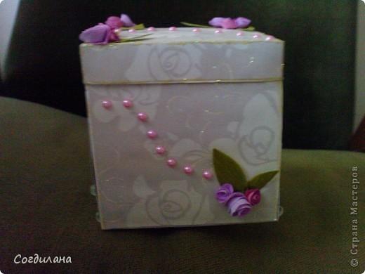 Сладкие цветочки в коробочке)) фото 6
