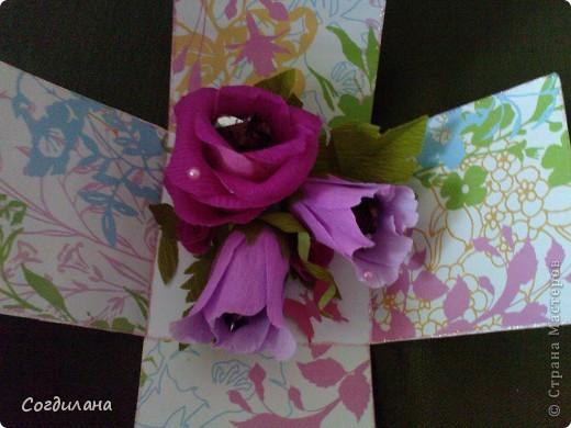 Сладкие цветочки в коробочке)) фото 1