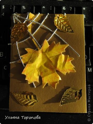 Осень - мое любимое время года, особенно ранняя, когда еще нет проливных дождей и много-много шуршащих листочков!))) bagira1965 и Valkiria выбирайте пожалуйста первые!!! А теперь давайте отгадывать листочки... фото 4