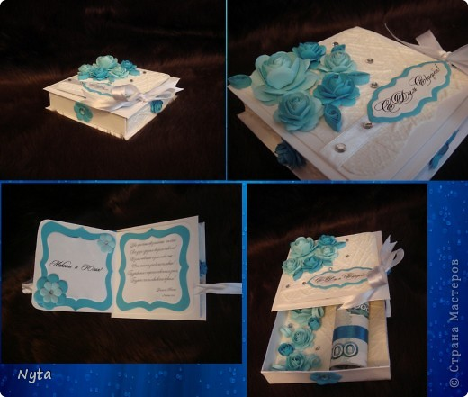 Подарок на свадьбу друзей)))) фото 3