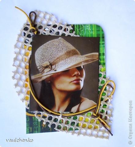 Дамская Шляпка! Во все времена это и модный аксессуар, и символ статуса, и сезонная необходимость, и ЗАГАДКА... Первая часть моих карточек для знойного летного дня! фото 14