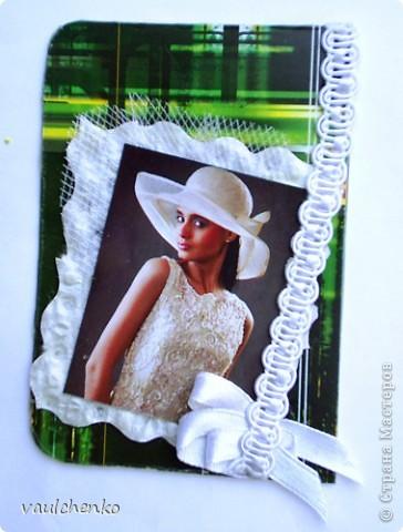 Дамская Шляпка! Во все времена это и модный аксессуар, и символ статуса, и сезонная необходимость, и ЗАГАДКА... Первая часть моих карточек для знойного летного дня! фото 16