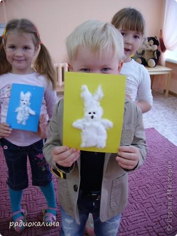 """Вот какие зайчики растут у нас в """"Антошке"""" фото 2"""