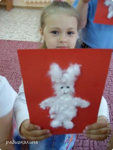 """Вот какие зайчики растут у нас в """"Антошке"""" фото 7"""