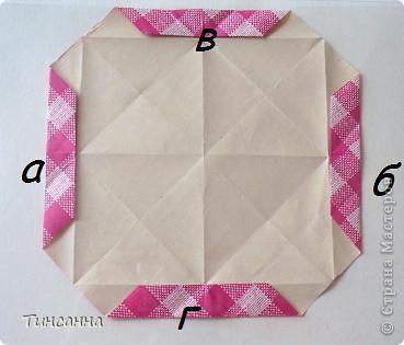 Предлагаю сделать такой альбом-ширмочку. тем, кто не знаком с базовыми формами оригами,сначала советую научиться делать Блинчик и Дверь. См. здесь http://stranamasterov.ru/node/128237  и http://stranamasterov.ru/node/128232 фото 7