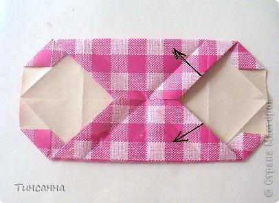 Предлагаю сделать такой альбом-ширмочку. тем, кто не знаком с базовыми формами оригами,сначала советую научиться делать Блинчик и Дверь. См. здесь http://stranamasterov.ru/node/128237  и http://stranamasterov.ru/node/128232 фото 8