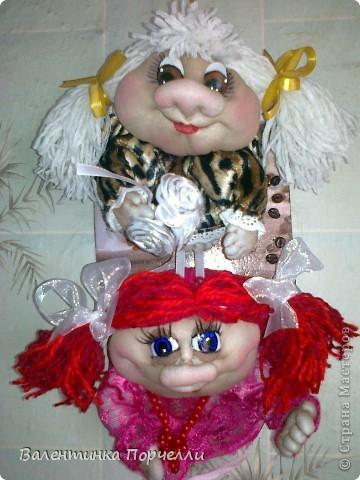 Две девчушки-хохотушки! фото 2