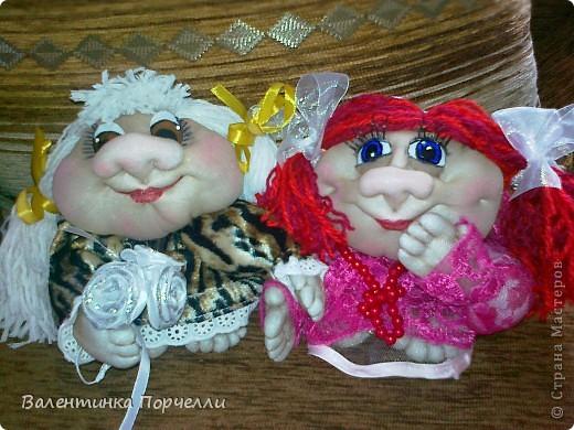 Две девчушки-хохотушки! фото 1