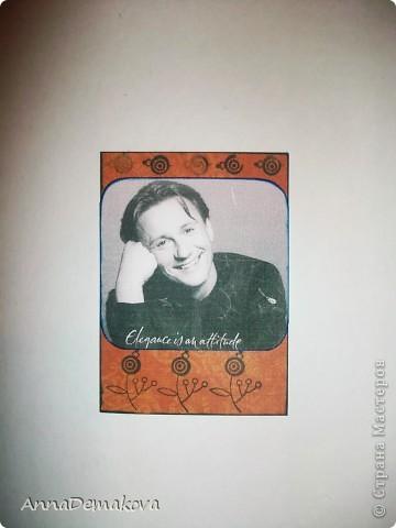 """Серия """"Красавец мужчина"""" продолжается. В этот раз 8 карточек с Российскими актерами. Приятного просмотра. Надеюсь вы найдете того, кто вам по душе. фото 6"""