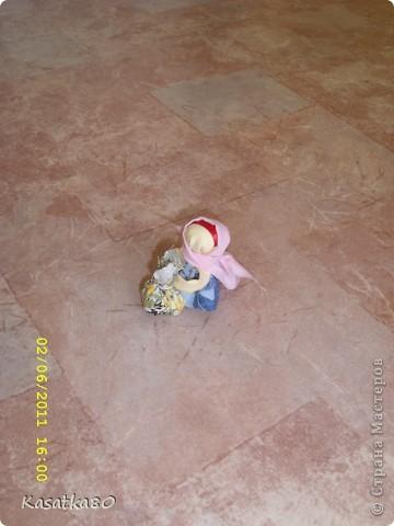 Оберег кукла-подорожница фото 1