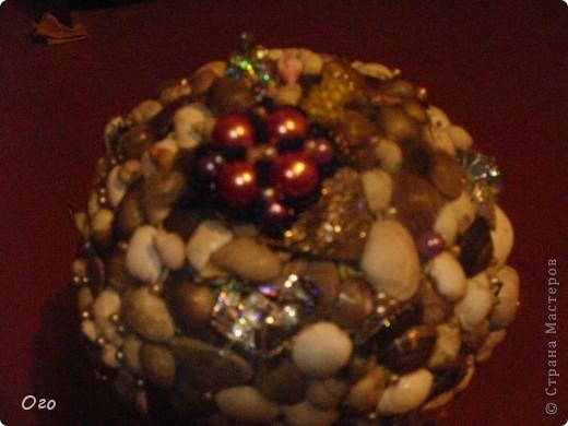 этот кактус из ракушек я сделала родителям на новоселие! фото 3