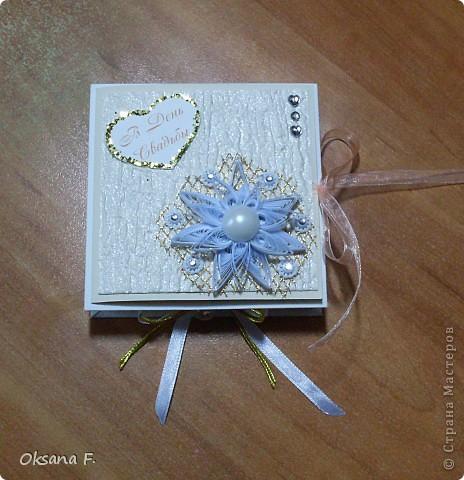 """Эту открытку """"2 в 1"""" заказали к дню рождения. фото 7"""