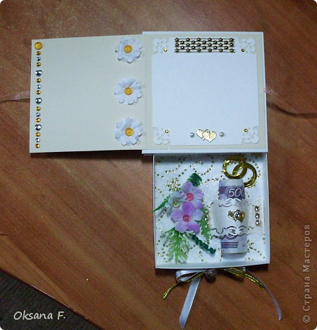 """Эту открытку """"2 в 1"""" заказали к дню рождения. фото 9"""