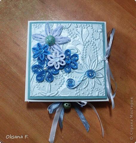 """Эту открытку """"2 в 1"""" заказали к дню рождения. фото 1"""