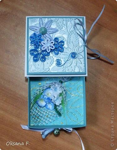 """Эту открытку """"2 в 1"""" заказали к дню рождения. фото 4"""
