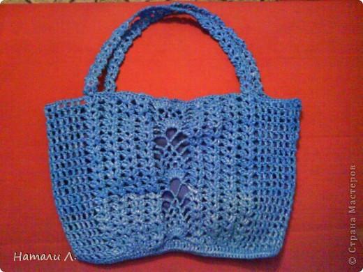 пляжная сумочка фото 2