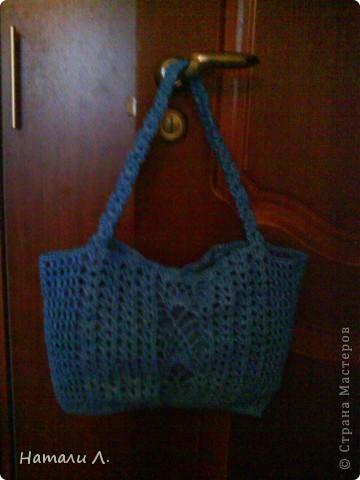 пляжная сумочка фото 3