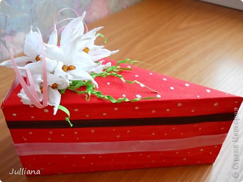 Подарочные коробочки фото 5