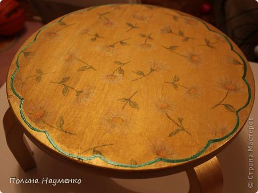 вид сверху, весь стул позолочен)) фото 2