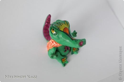 Крокодил, питающийся исключительно цитрусовыми, из сострадания к зебрам и антилопам :) фото 2