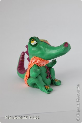 Крокодил, питающийся исключительно цитрусовыми, из сострадания к зебрам и антилопам :) фото 3