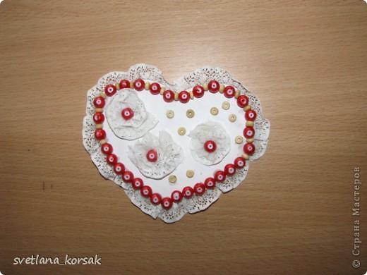 "1. ""Валентинка"" из конфет фото 4"