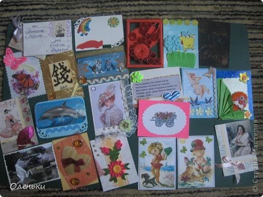 """Серия АТС """"Кексики"""" Серия из 6 карточек. Карточки самостоятельно стоят, они с небольшим секретиком....  фото 10"""
