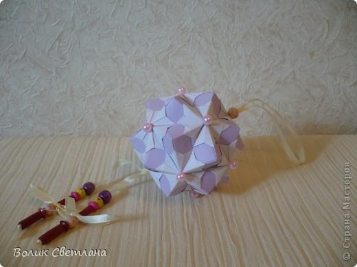 У Томоко Фусе этот глоб называется Хризантема)))) фото 2