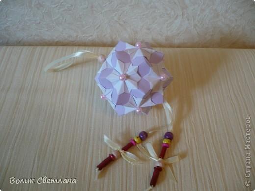 У Томоко Фусе этот глоб называется Хризантема)))) фото 3