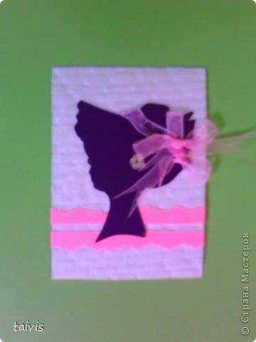 Серия АТС <<Женский профиль>> Профили темно фиолетового цвета. фото 8