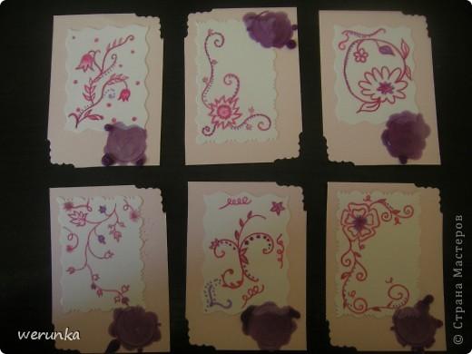 Серия из 6 карточек, могут выбирать: Valkiria, bagira1965, Кристина 1977, Natali_Ort, Ольга Иванова фото 1