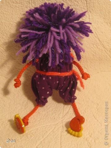 Вот они, мои чувырлики ,чучундрики , пушистики и одуванчики:))  Я так называю этих куклёшек, которых я сшила для своих куколок:))) фото 12