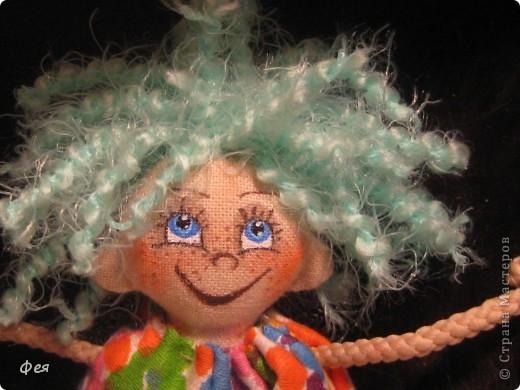 Вот они, мои чувырлики ,чучундрики , пушистики и одуванчики:))  Я так называю этих куклёшек, которых я сшила для своих куколок:))) фото 7