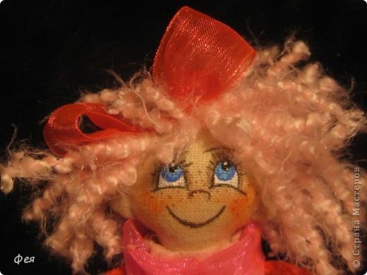 Вот они, мои чувырлики ,чучундрики , пушистики и одуванчики:))  Я так называю этих куклёшек, которых я сшила для своих куколок:))) фото 4