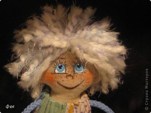 Вот они, мои чувырлики ,чучундрики , пушистики и одуванчики:))  Я так называю этих куклёшек, которых я сшила для своих куколок:))) фото 10
